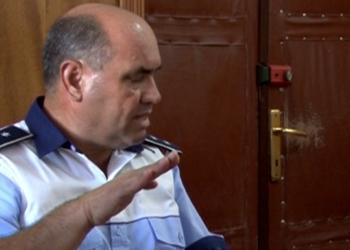 Şeful SPR Teleorman, Petre Sandu, deranjat de întrebările incomode ale jurnaliştilor