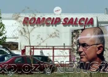 Ilie Dragne,administratorul firmei de porci din Salcia, a fost retinut