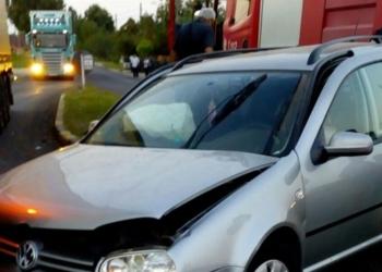 Impact devastator pe drumul european E70