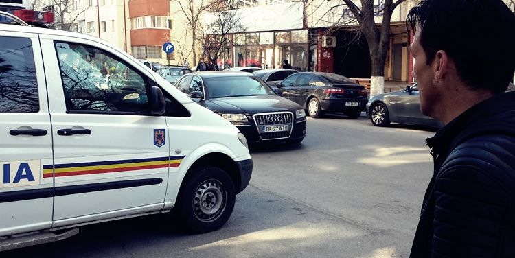Comisarul şef de poliţie Cătălin Ciurea a fost împuternicit şef al Poliţiei Municipale