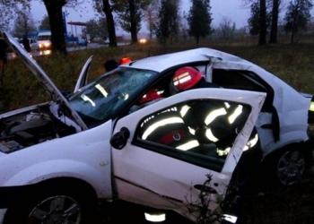 Accident în comuna Orbeasca