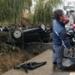 Accident GRAV pe E70, în comuna Peretu