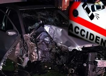 Accident la Videle. Trei oameni au ajuns la spital