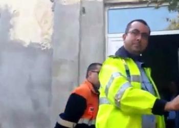 Polițist cu apucături de milițian, la Brînceni