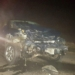 Un șofer beat a provocat un accident intre localitatile Poroschia si Tiganesti