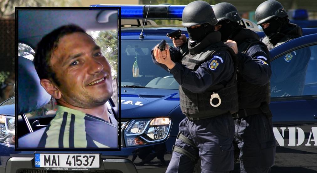Un jandarm din Teleorman s-a împușcat cu arma din dotare