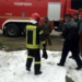 Poliţistul Dănuț Sultana a devenit erou după ce a salvat o femeie dintr-un incendiu