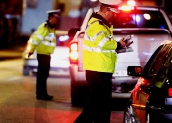 Polițiștii, la datorie pe drumurile teleormănene