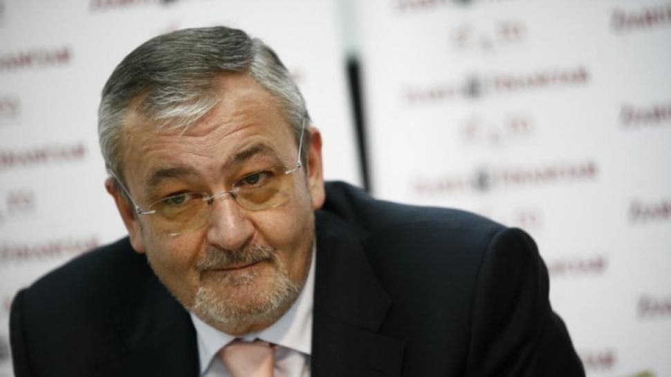 DNA cere aviz pentru cercetarea fostului ministru de Finanțe Sebastian Vlădescu
