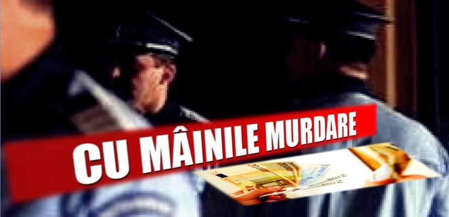 Trei polițiști din TELEORMAN, trimiși în judecată pentru luare de mită