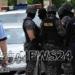 Răfuială în stradă, la Alexandria, oprită de polițiști cu focuri de armă