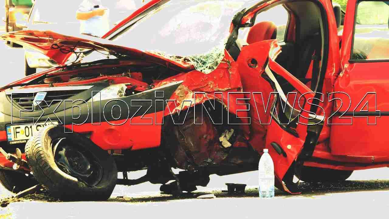 Accident rutier grav cu victime, la Izvorul Rece