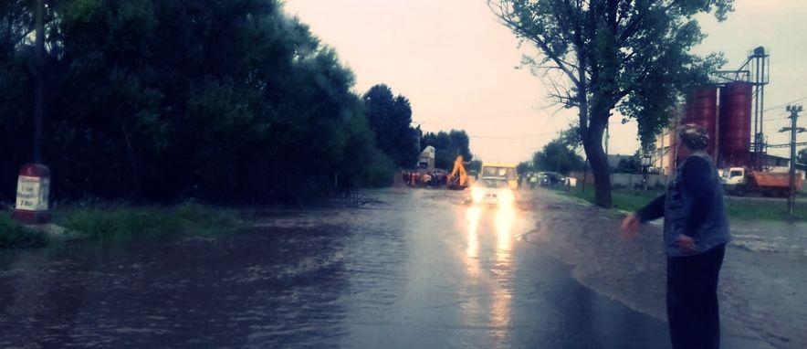 Cele mai afectate zone de inundaţii din Teleorman