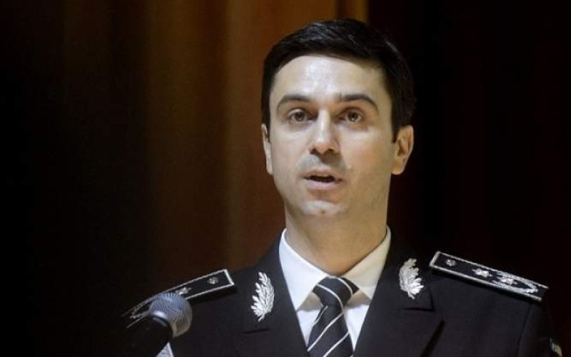 Chestorul Cătălin Ioniţă şi-a dat demisia din funcţia de Şef al Poliţiei Române