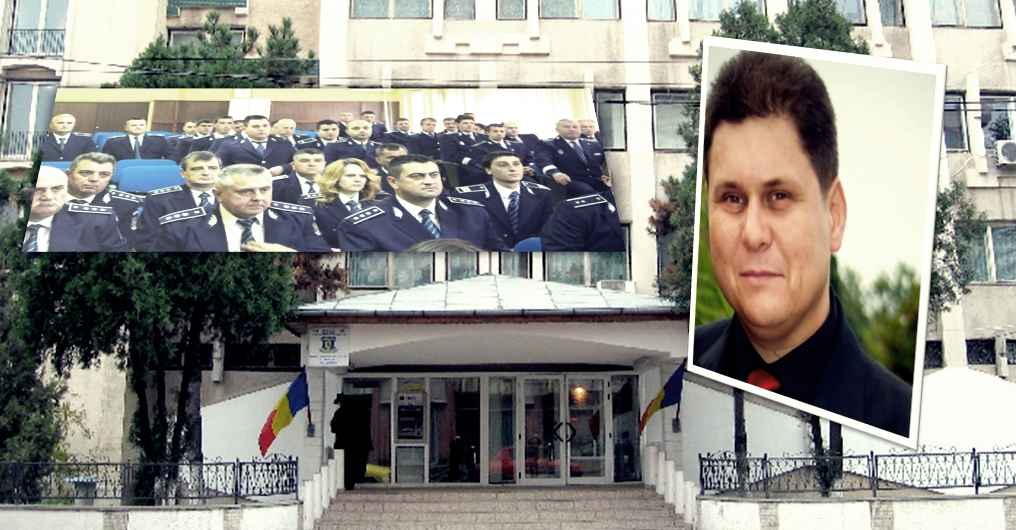 Comisarul șef de poliție Cătălin Ciurea este noul adjunct al IPJ Teleorman