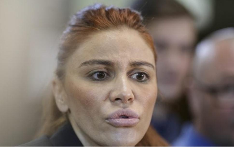 Andreea Cosma, CONDAMNATĂ la 4 ani de închisoare cu EXECUTARE