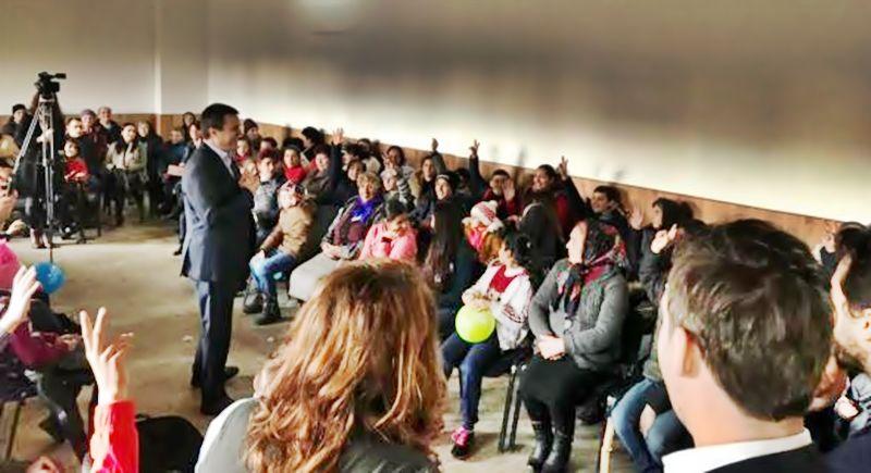 Senatorul Eugen Pîrvulescu sprijină copiii rămaşi singuri acasă