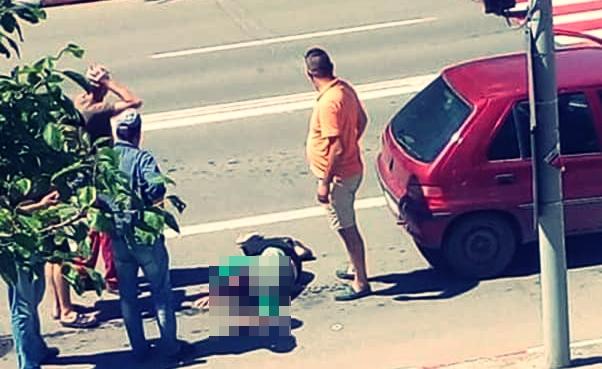 Accident în Alexandria! Femeie calcata de o masina, pe trecerea de pietoni