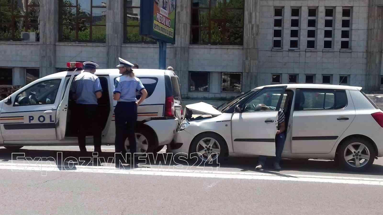 maşină de poliţie din Alexandria