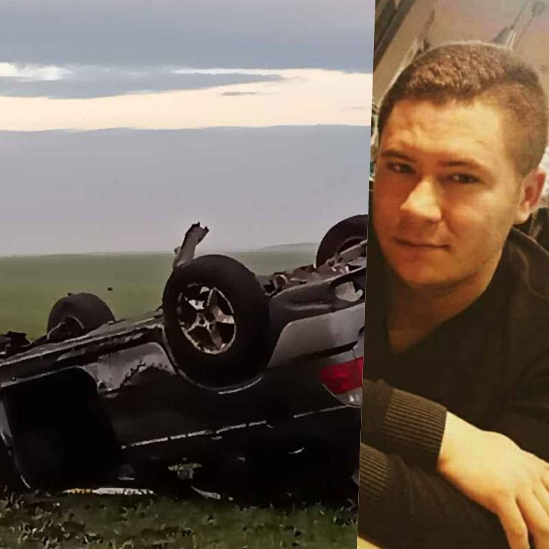 VIDEO | Accident mortal pe DJ504, între localitățile Alexandria și Lăceni. Un tânăr poliţist şi-a pierdut viaţa 2