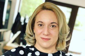 Valentina Robu, manager Spitalul Caritas